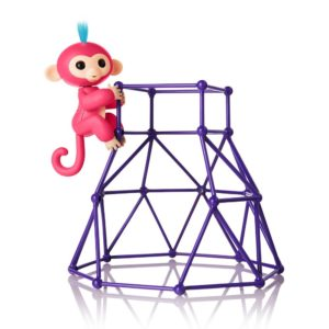cage de jeux fingerlings corail aime
